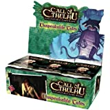 Call of Cthulhu Collectible Card Game: Unspeakable Tales Booster Pack