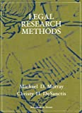 img - for Legal Research Methods 2nd by Michael D. Murray, Christy H. DeSanctis (2009) Paperback book / textbook / text book