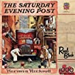 Masterpieces Puzzles Road Block 1000 pc Saturday Evening Post