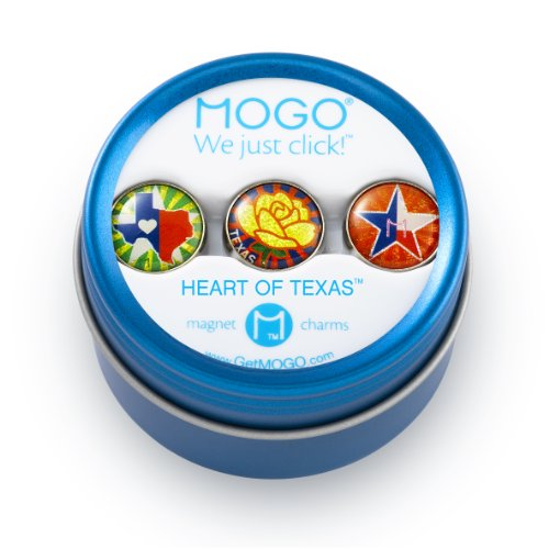 Mogo Design Heart of Texas