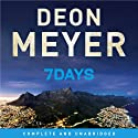 7 Days Audiobook by Deon Meyer Narrated by Saul Reichlin
