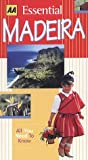 AA Essential Guide: Madeira (0749519193) by AAA