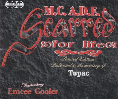 Scarred For Life [CD-Single] by M.C. A.D.E. (1996-10-22)