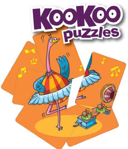 KooKoo Puzzles - Movin' & Groovin' - 1
