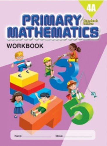 Primary Mathematics 4A Workbook