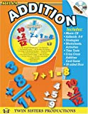 Addition 96pg Workbook & Music CD (Songs That Teach)