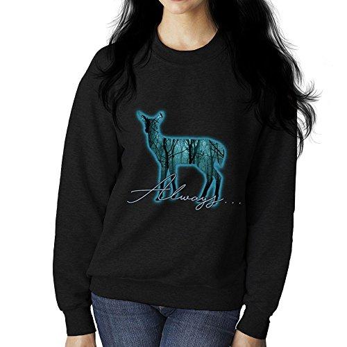 severus-snape-always-harry-potter-lily-patronus-doe-womens-sweatshirt