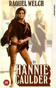 Amazon.com: Hannie Caulder [VHS]: Raquel Welch, Robert Culp, Ernest