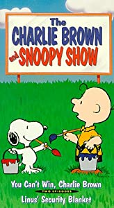 The Charlie Brown and Snoopy Show Vol. 1 [VHS]