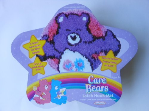 Purple Care Bear