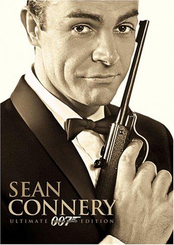 007 ショーン・コネリーBONDセット スペシャルBOX付 [DVD]