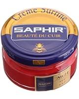 Cirage Saphir pommadier (Crème Surfine) rouge