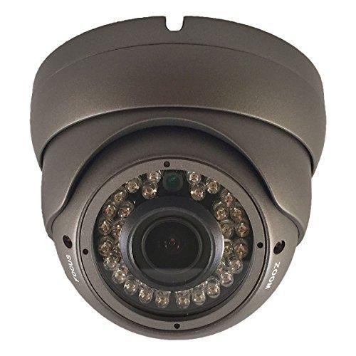 SVD 1000TVL SONY 1.4MP CMOS Sensor Turret Dome CCTV security