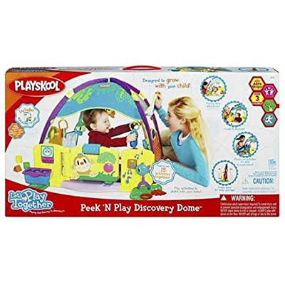 playskool discovery dome and playmat was. Black Bedroom Furniture Sets. Home Design Ideas