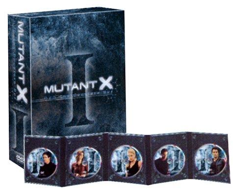 ミュータントX THE COLLECTOR'S BOX - 1 [DVD]