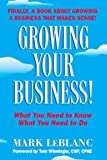 Growing Your Business!