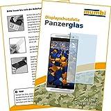 mumbi Panzerglasfolie HTC One M8/M8S Glasfolie Hartglas 9H