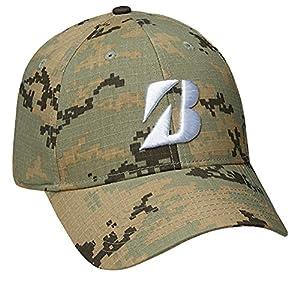 Bridgestone Lifestyle Hat, Camouflage, One Size