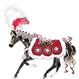 Breyer 2015 Holiday Horse Peppermint Kiss Doll
