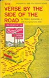 img - for The Verse By The Side of the Road: The Story of the Burma Shave Signs book / textbook / text book