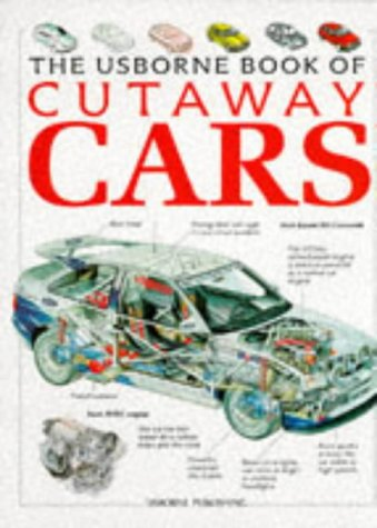 the usborne book of cutaway cars author alcove