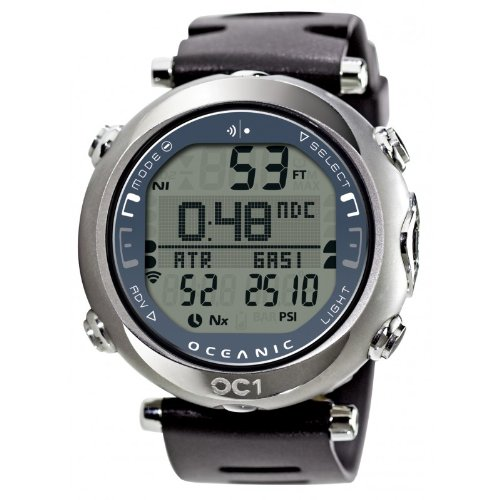 Oceanic oc1 watch style personal dive computer no - Oceanic dive watch ...