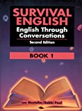img - for Survival English: English Through Conversations, Book 1, Second Edition book / textbook / text book