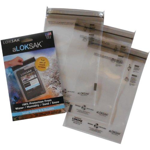 LOKSAK(ロックサック)+aLOKSAK+3枚入+スモールタブレット