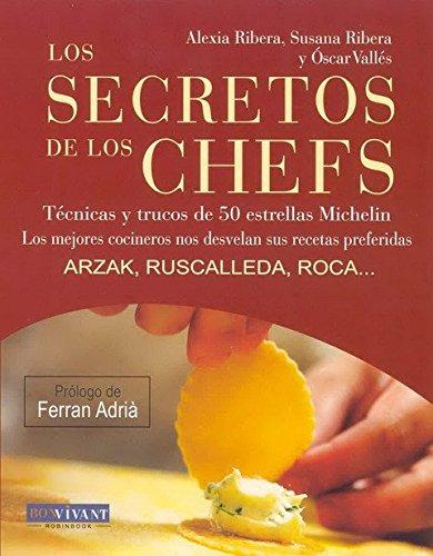 SECRETOS DE LOS CHEFS