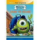 Monsters University Books