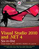 img - for Visual Studio 2010 and .NET 4 Six-in-One book / textbook / text book