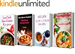Slow Cooker Recipes Box Set: Four of...
