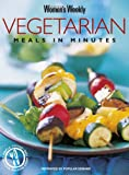 Vegetarian: Meals in Minutes (The Australian Women's Weekly Essentials) (1863962387) by Australian Women's Weekly