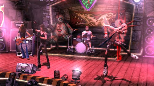 Guitar Hero III: Legends of Rock Wireless Bundle - PS2