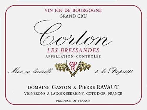 2010 Domaine Ravaut: Corton Grand Cru Bressandes 750 Ml