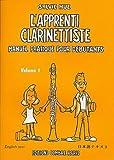 echange, troc Hue - L'Apprenti clarinettiste vol.1