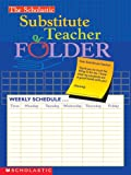 Substitute Teacher Folder