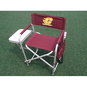 Buy Rivalry Distributing Central Michigan Chippewas NCCA Ultimate Directors Chair RIV-RV152-1300 by Rivalry Distributing