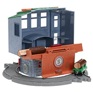 51RQPTRY7ML. SL500 AA300  Take Along Thomas Playsets Your Child Will Love!