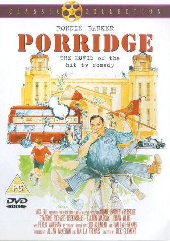 Porridge - The Movie [DVD] [1979]