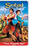 Sinbad -  Legend of the Seven Seas (Spanish Dubbed) [VHS]