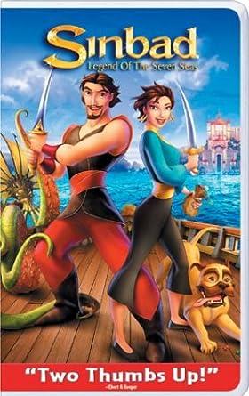 Amazon.com: Sinbad - Legend of the Seven Seas (Spanish ...