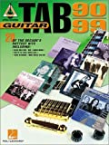 Guitar Tab 1990-1999 (0634015559) by Not Available