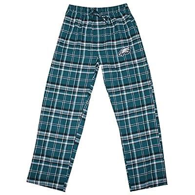 BIG & TALL Mens Philadelphia Eagles Plaid Pajama Pants