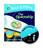 Roderick Hunt Read at Home: Level 3c: The Spaceship Book + CD