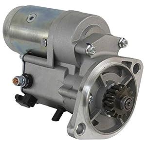 NEW STARTER YANMAR ENGINE 4TN82 4TN84 GENERATOR SETS AM877284 MIA10300 TY25235
