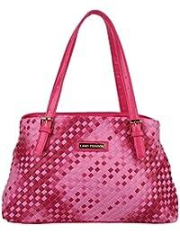 Lino Perros Women's Handbag (Pink) - B00U18KJZ2
