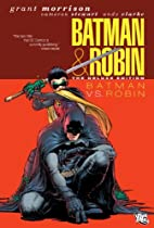 Batman and Robin, Vol. 2: Batman vs. Robin