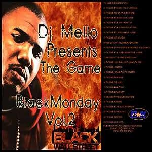 "The Game-DJ Mello-""Black Monday Vol.2"" (Mixtape)"