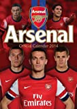Official Arsenal 2014 Calendar (Calendars 2014)